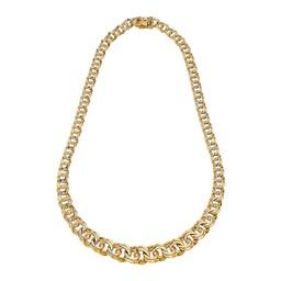 Halsband i 18K guld 45cm