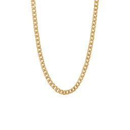 Halslänk i 18K guld 50cm