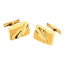 Manschettknappar i 18K guld