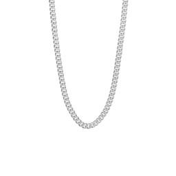 Kedja i äkta silver 38 cm
