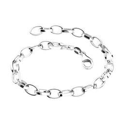 Armband i äkta silver 19 cm