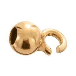 Dobbar styck i 18K guld