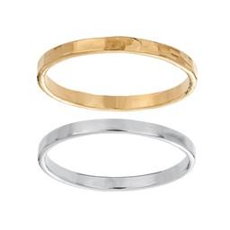 Ringar i äkta silver