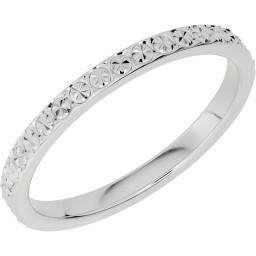 Förlovningsring i äkta silver SCHALINS