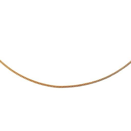 Kedja i 18K guld 38 cm