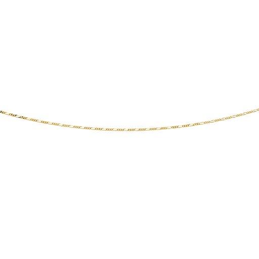 Kedja i 18K guld 50cm