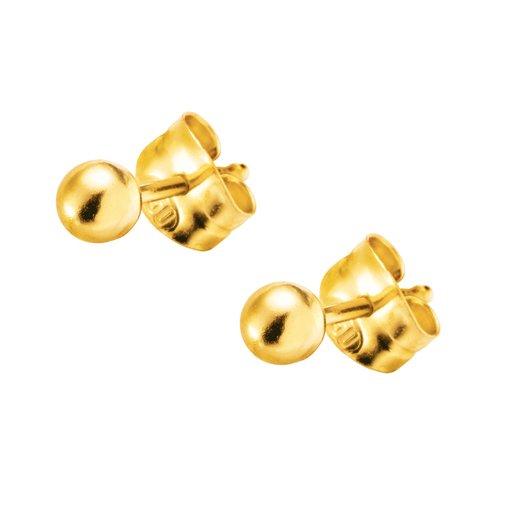 Örhängen i 9K guld