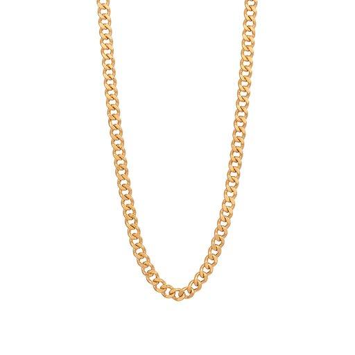 Kedja i 18K guld 55 cm