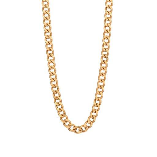 Halslänk i 18K guld 55 cm