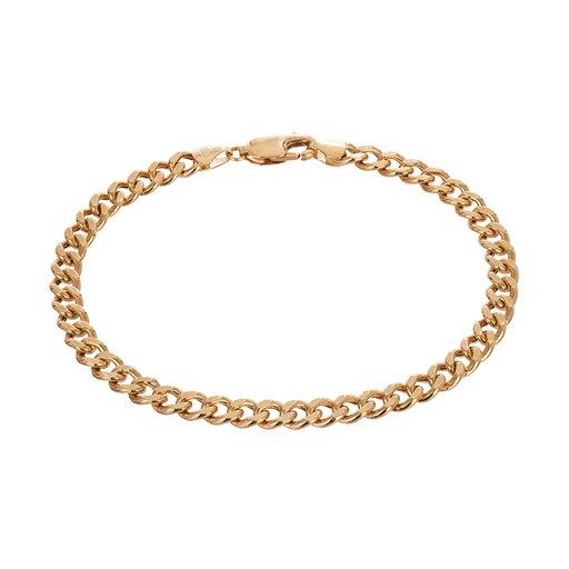 Armband i 18K guld 21 cm