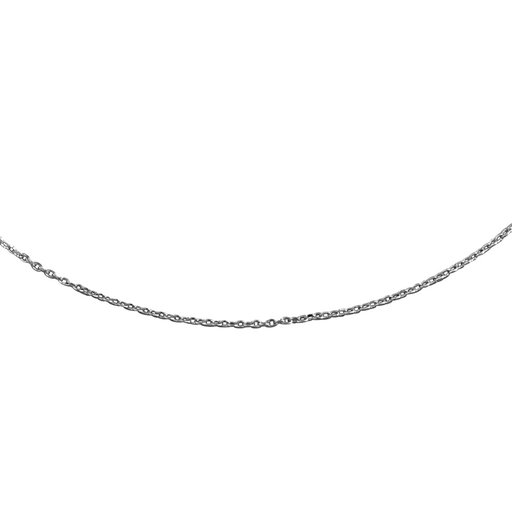 Kedja i äkta silver 43 cm