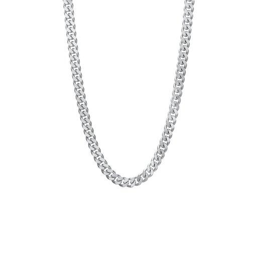 Halslänk i äkta silver 48cm