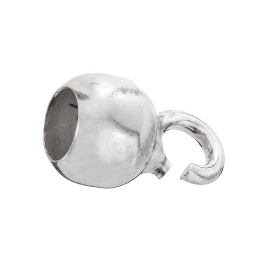 Dobbar styck i silver