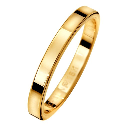 Förlovningsring i 9K guld 2,5mm