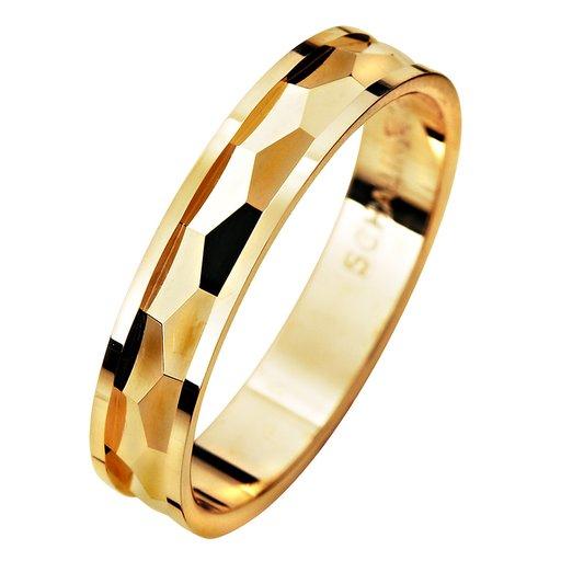 Förlovningsring 18K guld 4mm