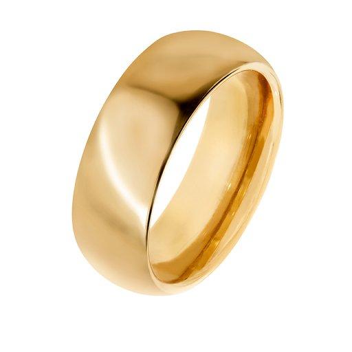 Förlovningsring 18K guld 7mm