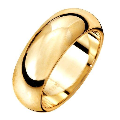 Förlovningsring 18K guld
