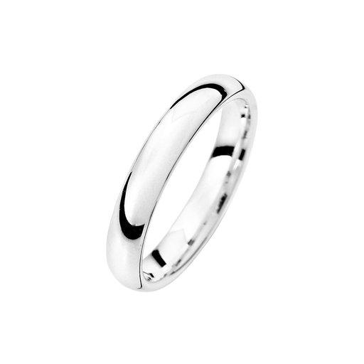 Förlovningsring i äkta silver 3,5mm
