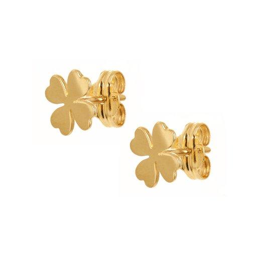 Örhängen i 18K guld