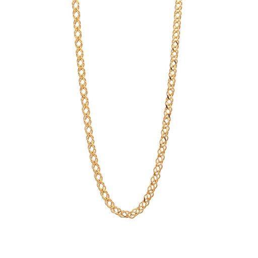 Halsband i 18K guld 48cm