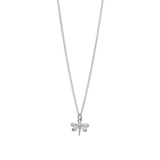 Halsband i äkta silver