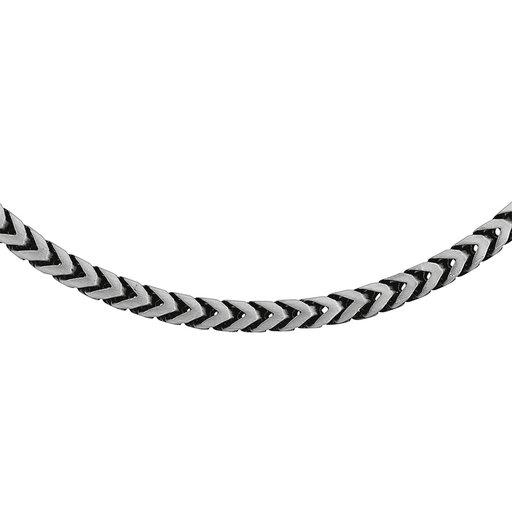 Halsband i äkta silver 50 cm