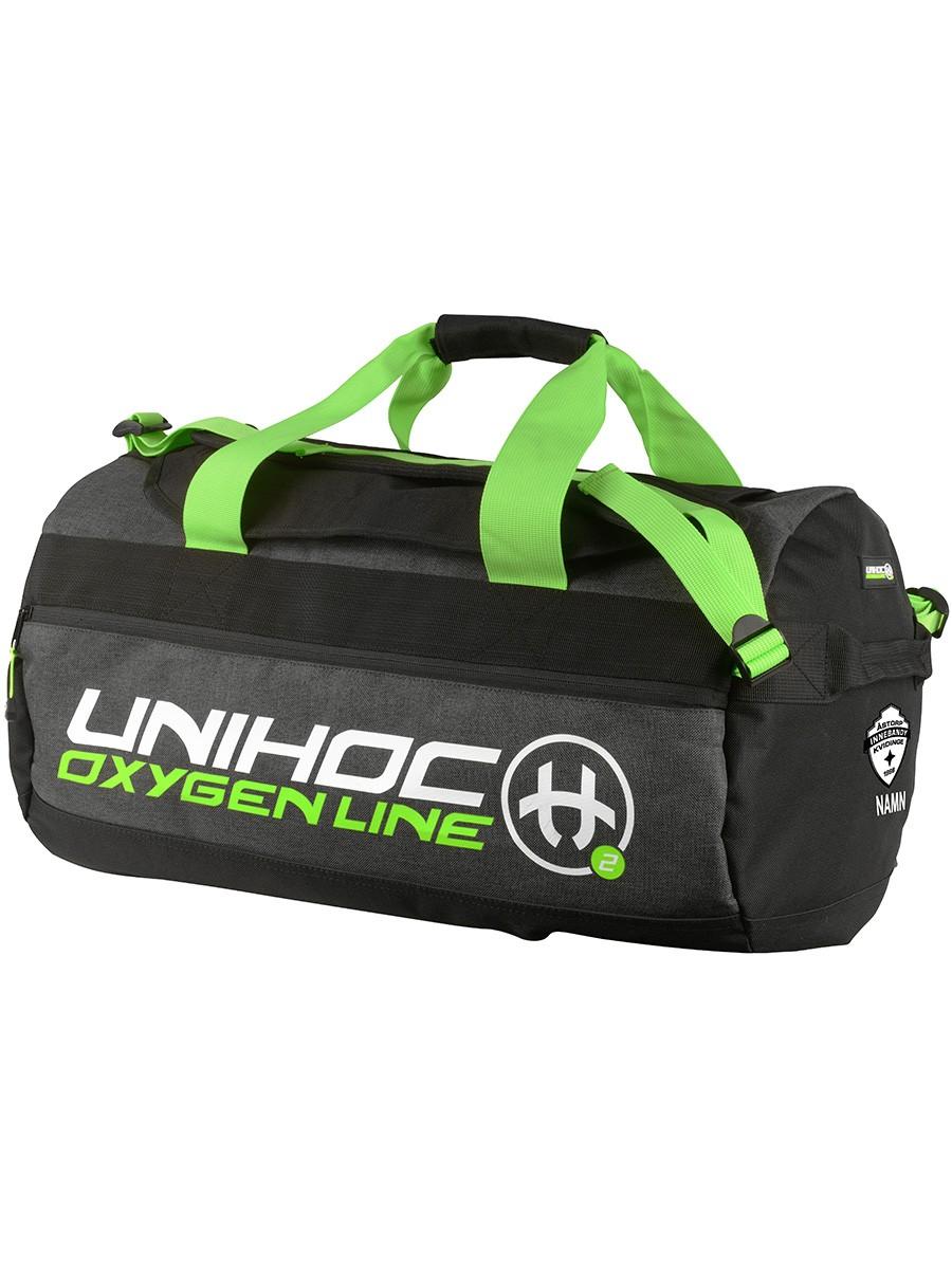 Unihoc Sportväska Oxygen Line M (Åstorp Kvidinge IBS)