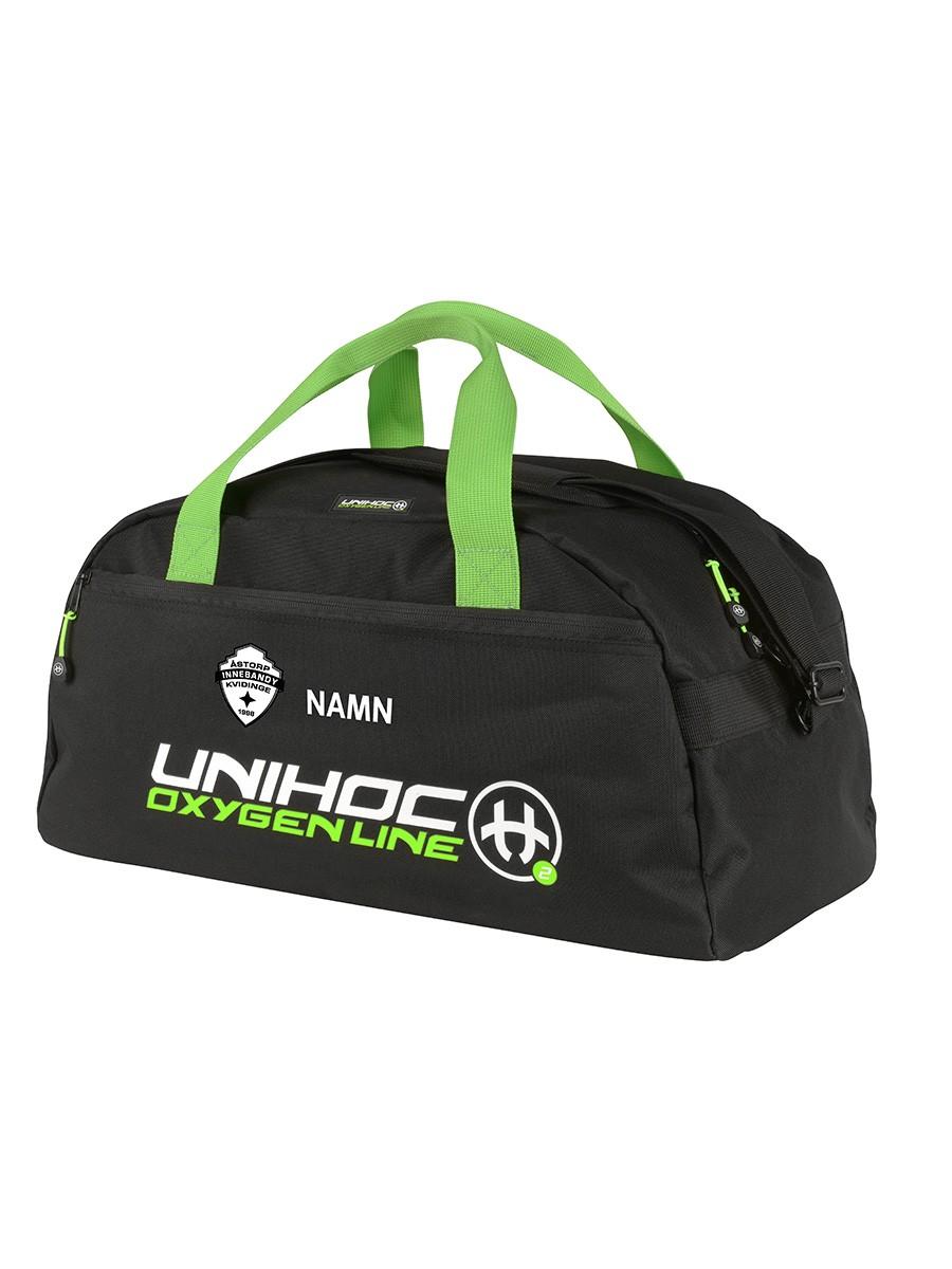 Unihoc Sportväska Oxygen Line S (Åstorp Kvidinge IBS)