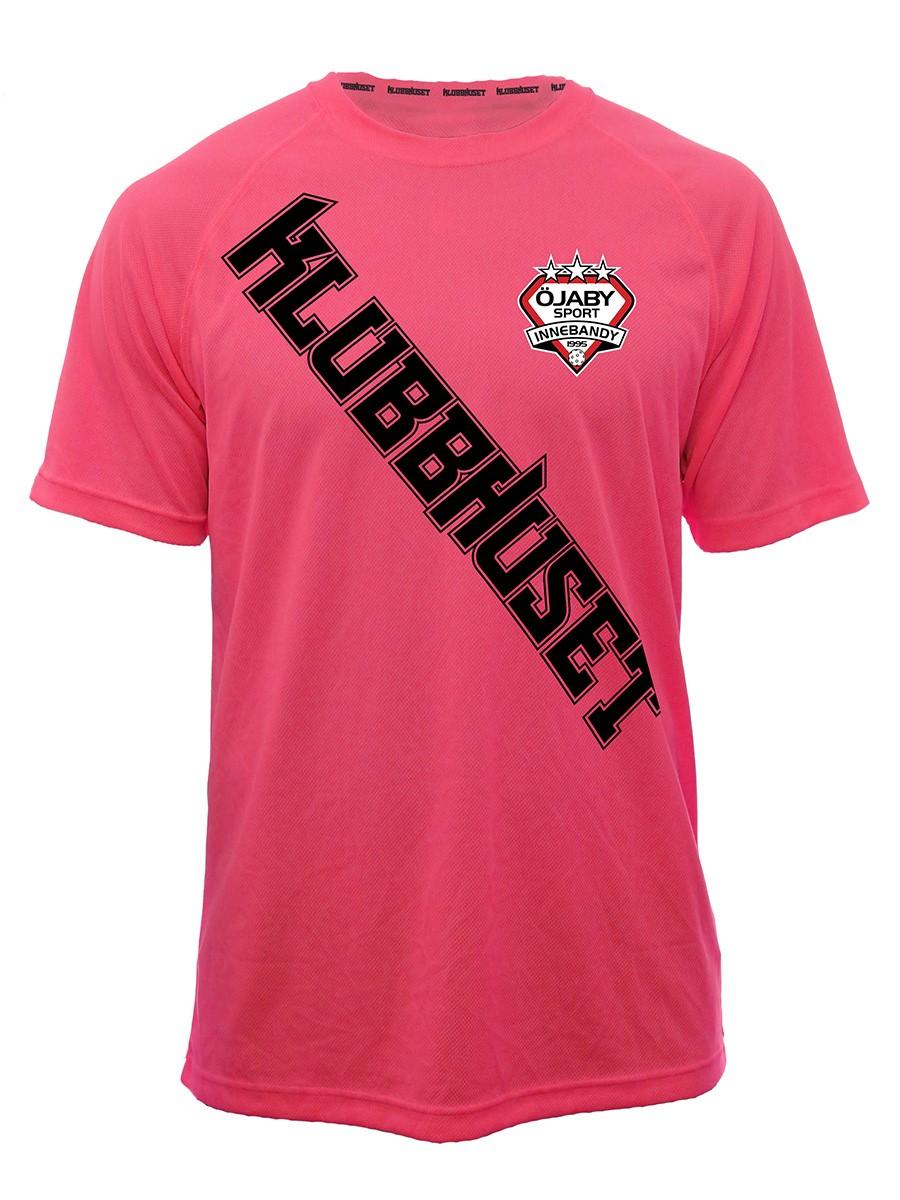 KH T-shirt Chicago Rosa (Öjaby Sport IB)