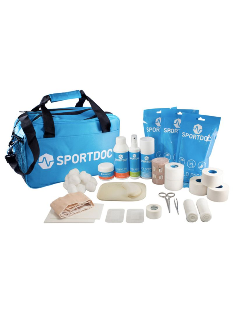 Sportdoc Medical Bag Medium (med innehåll)