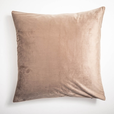 Pillow cover velvet / A H Textile