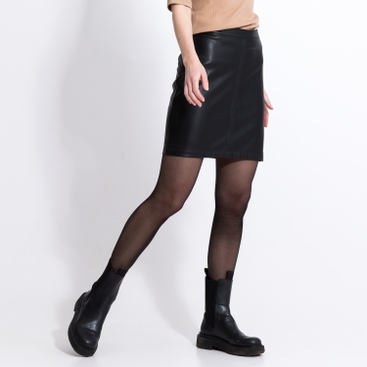 """Faux leather skirt """"Kate"""""""
