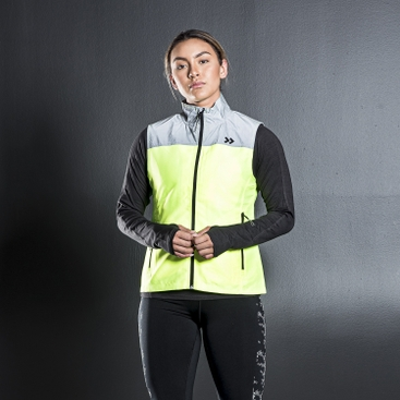 Ws Active Vest / W Vest Funktion Jacket