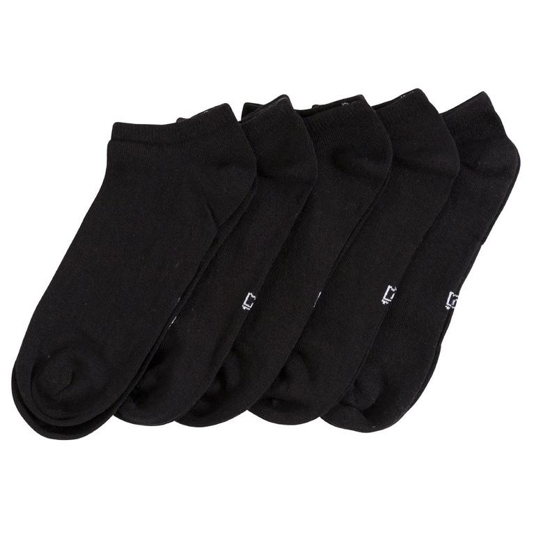 "Low Cut Socks Kid's ""5-pack"""