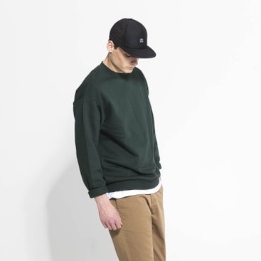 "Crewneck ""heavy-sweater"""
