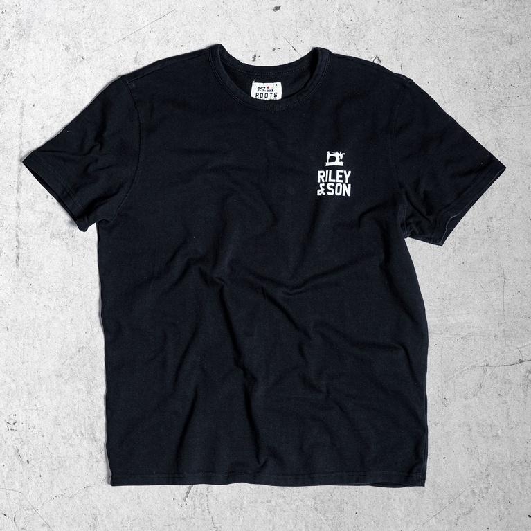 Printed Vintage Tee / M T-shirt T-shirt