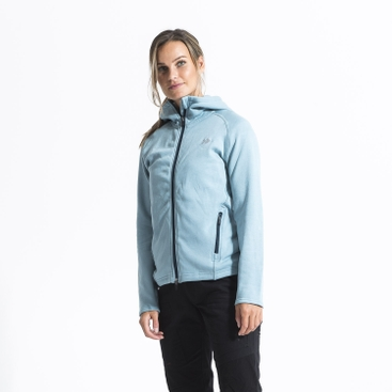 Vegby / W Fleece Jacket Funktion Sweater