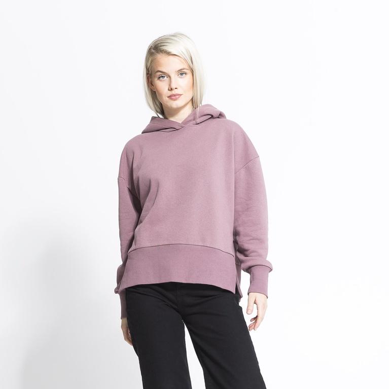 Fiona/ W Hood Sweater Hood sweater