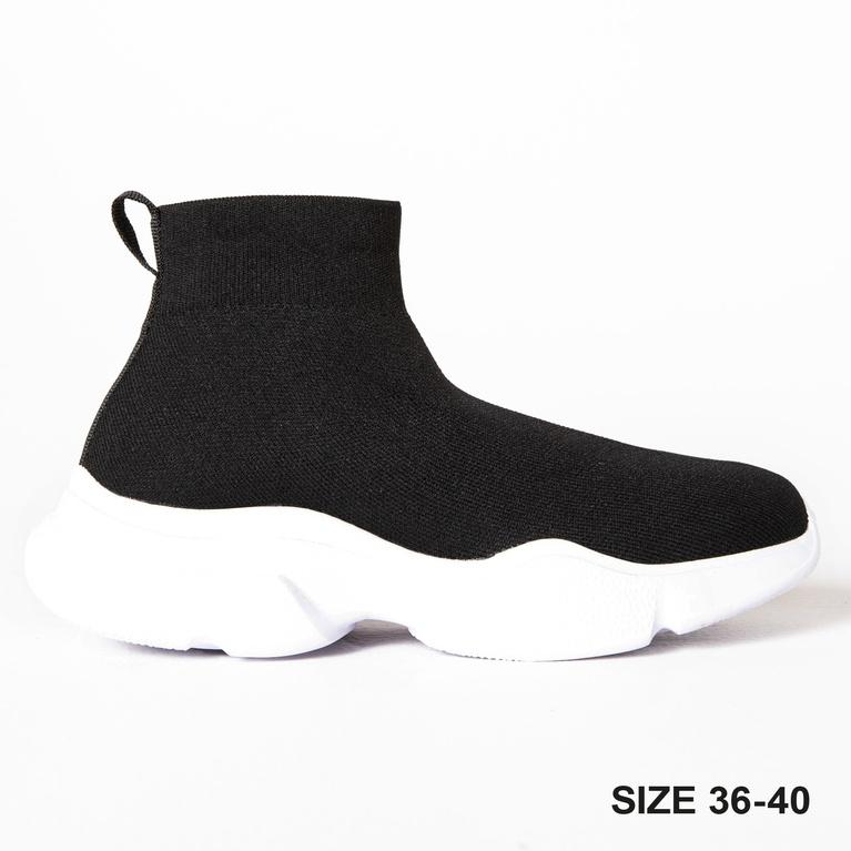 Sock High / A Shoe shoe