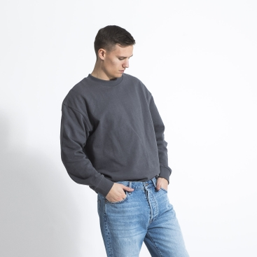 "Oversized collegepusero ""heavy-sweater"""
