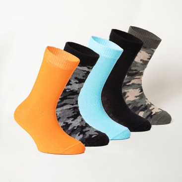 "Sokker ""Basic pattern sock"""