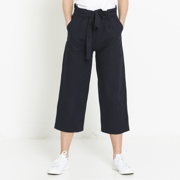 "Paperbag pant ""Linen"""