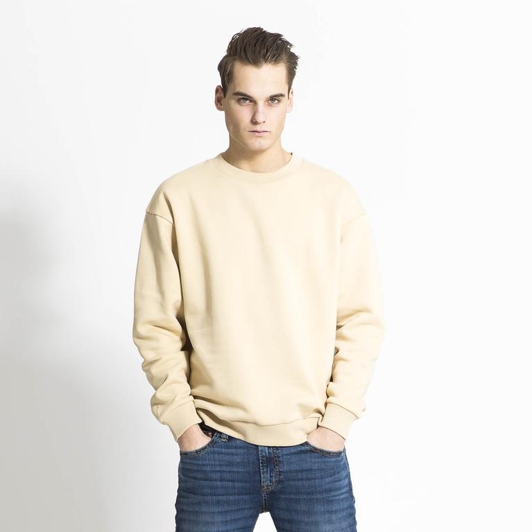 "Crewneck ""heavy-sweater"""