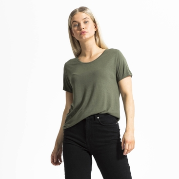 "Top U-neck ""Nilla"""