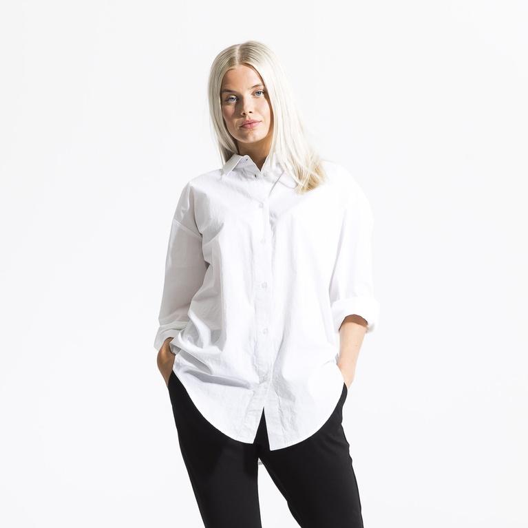 Premium Poplin Shirt / W Shirt Shirt