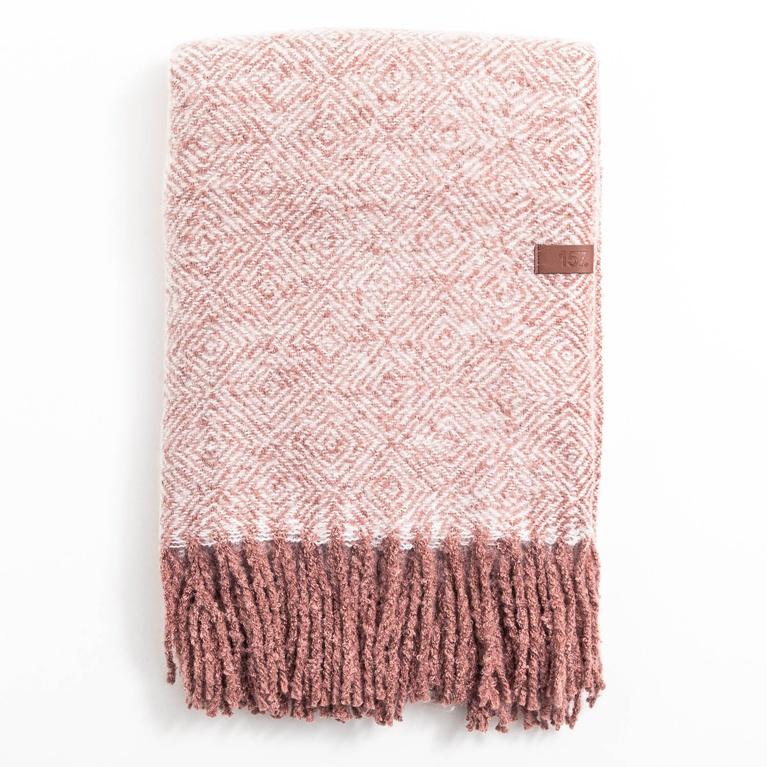 Blanket brushed H Textile
