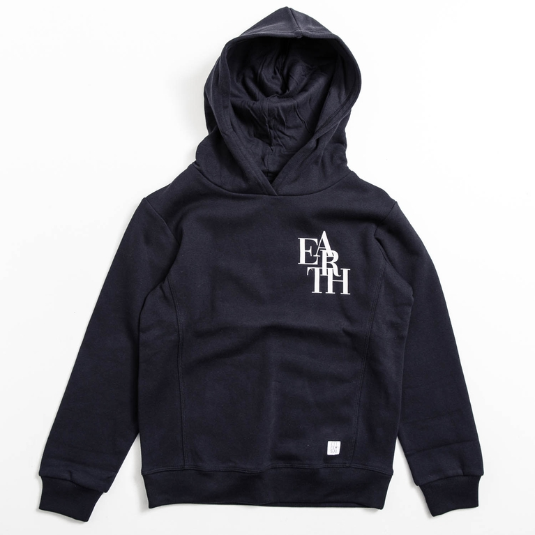 Haylee / K Cropped Hood Hood sweater