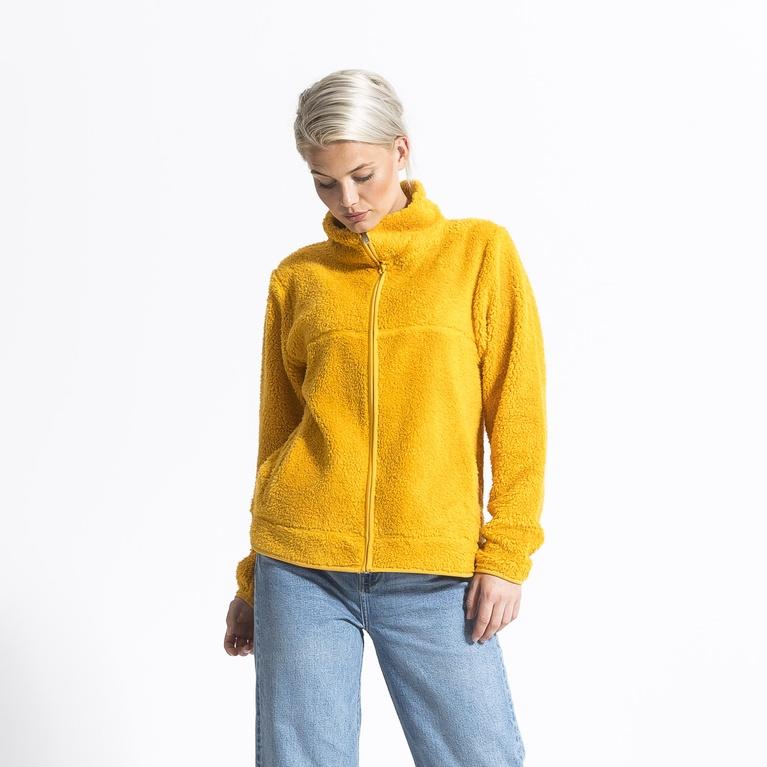 Cosy / W Zip Sweater Hood sweater
