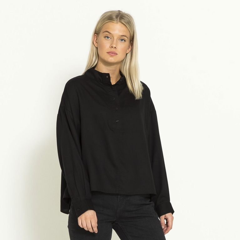 """Wide blouse """"Lyocell"""""""