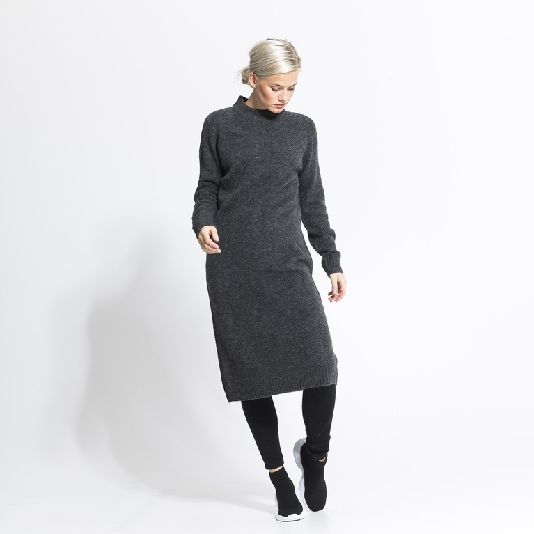 "Knitted dress ""Lena"""